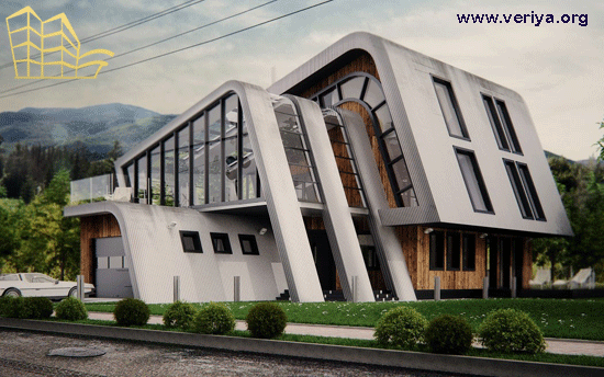 نماي ساختمان