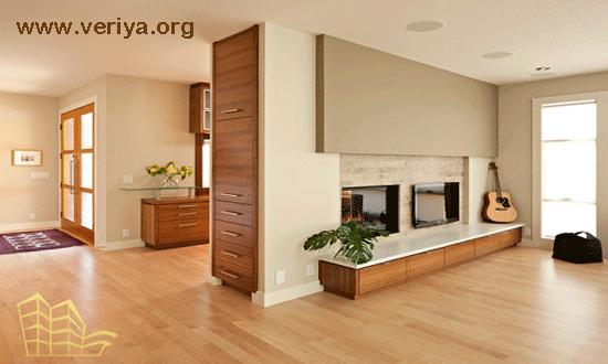 بازسازي منزل