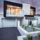 طراحی نمای ساختمان دوبلکس