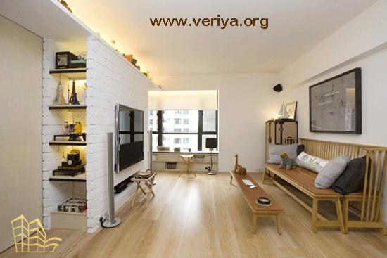 بازسازي آپارتمان