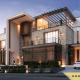 طراحی نما برای ساختمان مسکونی