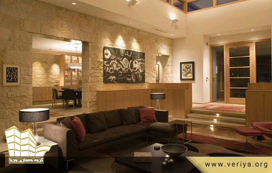 چراغ های دیواری در طراحی داخلی