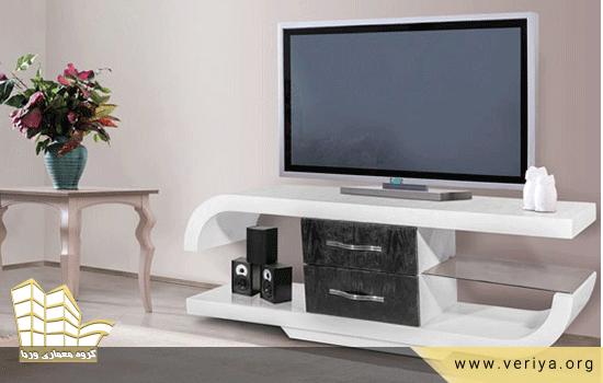 انتخاب میز تلویزیون مناسب