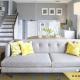 ترکیب رنگ دکوراسیون داخلی منزل