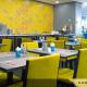 رنگ مناسب برای طراحی داخلی رستوران