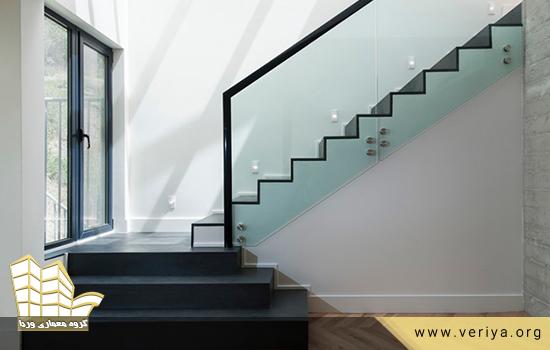 پله در معماری