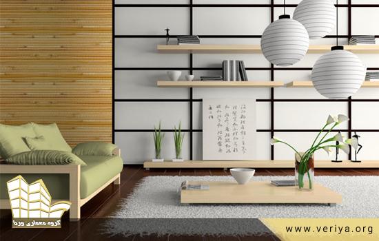 راه هایی برای طراحی داخلی به سبک ژاپنی