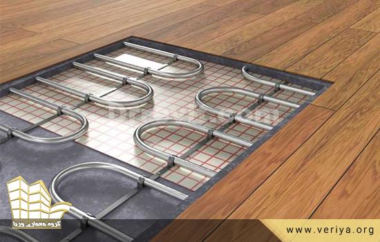 سیستم های گرمایش از کف