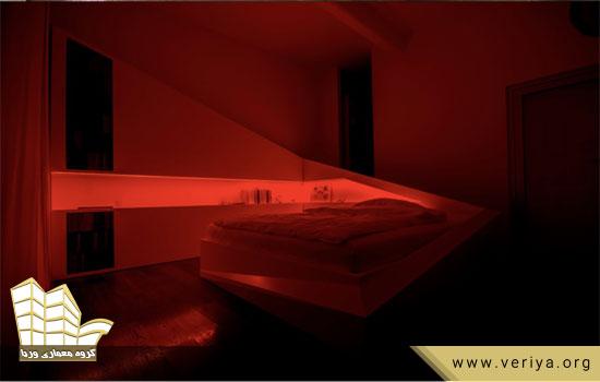 نورپردازی در طراحی داخلی