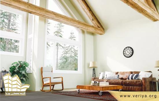 طراحی داخلی به سبک بلژیکی