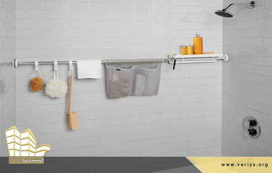 فضای خیره سازی حمام