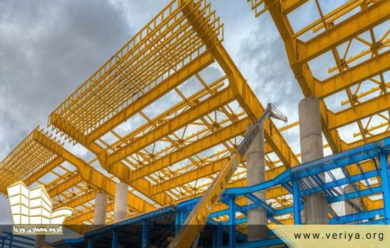 سازه های ساختمانی
